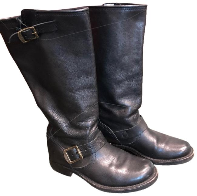 Frye Veronica Slouch 2 Boots/Booties Size US 7 Regular (M, B) Frye Veronica Slouch 2 Boots/Booties Size US 7 Regular (M, B) Image 1