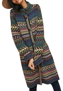 06a5e56624 Anthropologie Multicolor Patna Embroidered Dress By Akemi+kin Tunic ...