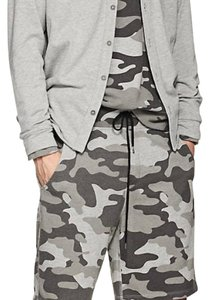 Barneys New York French Terry Sporty Shorts