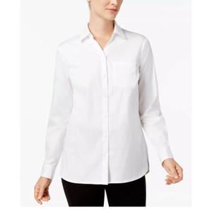 7ca11365b725c White Charter Club Blouses - Up to 70% off a Tradesy