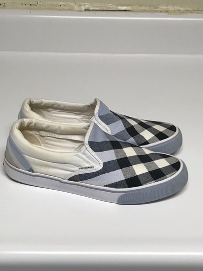 Burberry Blue & White Athletic