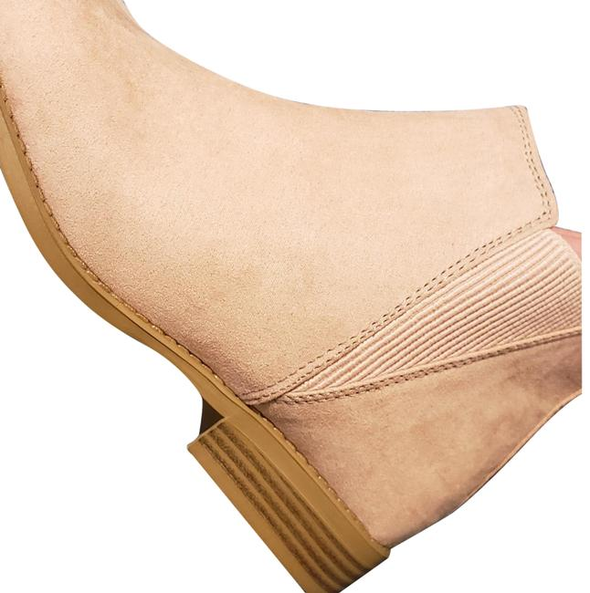 Primark Light Pink Ankle Boots/Booties Size US 8 Regular (M, B) Primark Light Pink Ankle Boots/Booties Size US 8 Regular (M, B) Image 1