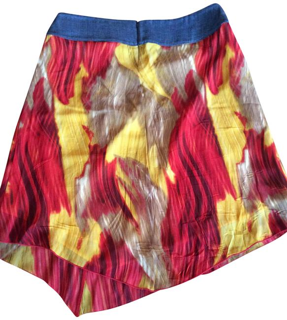 Item - Multicolor Designer Skirt Size 16 (XL, Plus 0x)