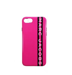 Marc Jacobs Pink Webbing iPhone 7/8 Case