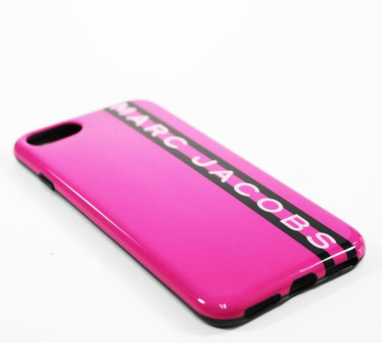 Marc Jacobs Pink Webbing iPhone 7/8 Case Image 3
