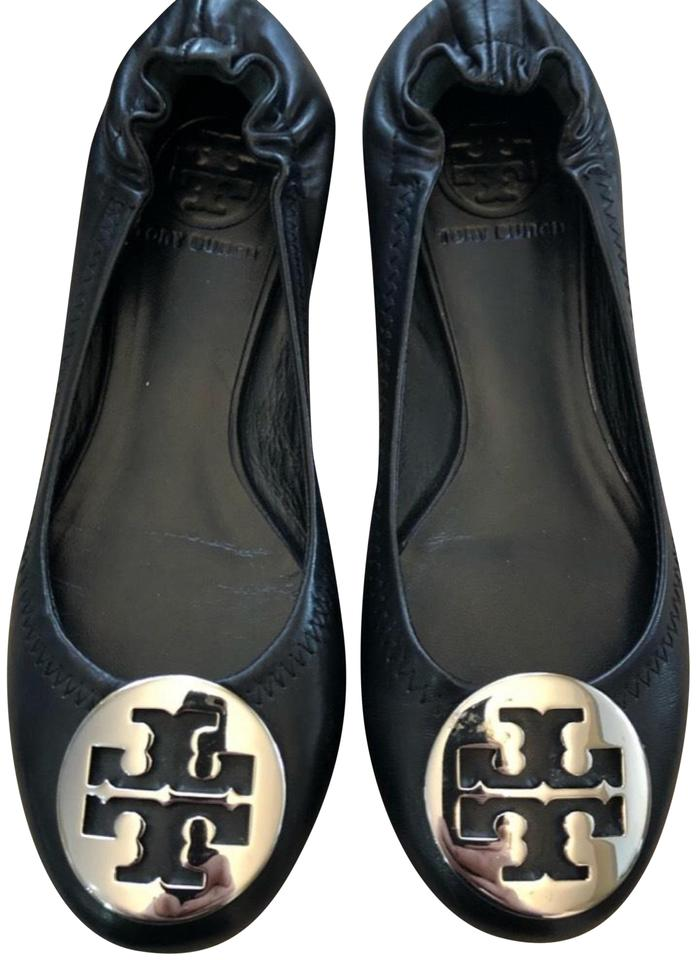 f8a1812d2fc Tory Burch Reva Flats Size US 5 Regular (M