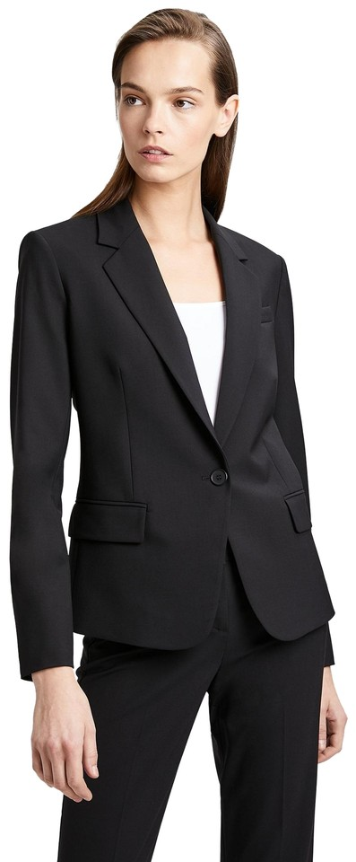 195288c075 Theory Black Stretch Wool Gabe Jacket Blazer Size 2 (XS) 64% off retail