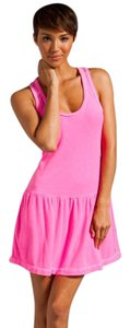 Juicy Couture short dress Pink Pockets Sporty Outdoor Cotton Modal on Tradesy