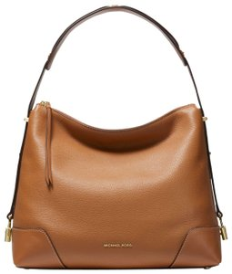 54c594a86e6f Added to Shopping Bag. Michael Kors Leather 31h8gcbl3l Shoulder Bag. Michael  Kors Crosby Large Pebbled 31h8gcbl3l Acorn ...