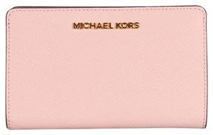 Michael Kors Michael kors Jet set Slim Bifold Leather Wallet