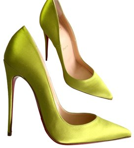 Women s Yellow Christian Louboutin Shoes - Up to 90% off at Tradesy 3043eb12d