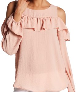 6a7b830fb4131d Pink Pleione Tops - Up to 70% off a Tradesy