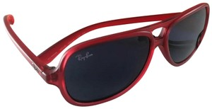 a90db2420a Ray-Ban RAY-BAN Junior Sunglasses 9059S 197 80 Red Transparent Blue Grey
