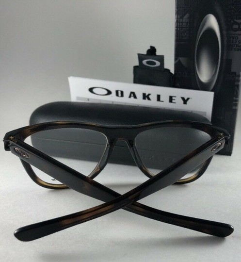 Oakley New OAKLEY Eyeglasses GROUNDED OX8070-0253 Polished Tortoise Frame 53 Image 4