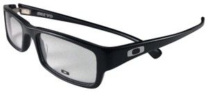 Oakley New OAKLEY Eyeglasses SERVO OX1066-0151 Stylish Polished Black Frame 5