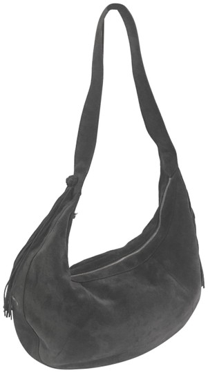 Preload https://img-static.tradesy.com/item/24944673/elizabeth-and-james-fringe-grey-suede-leather-hobo-bag-0-1-540-540.jpg