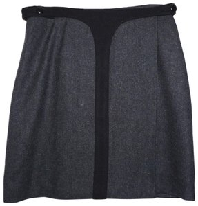 Robert Rodriguez Skirt gray, black