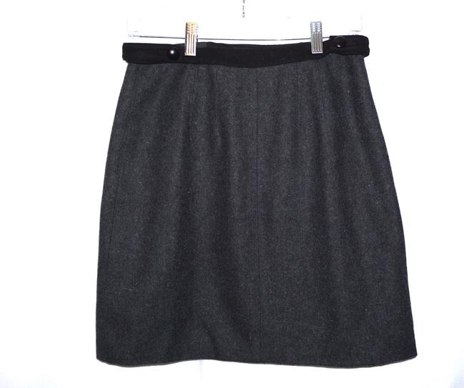 Robert Rodriguez Skirt gray, black Image 1