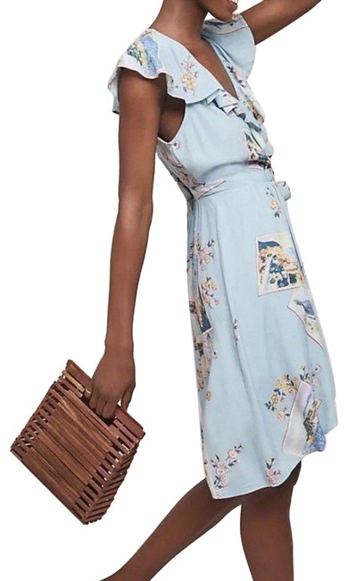 Preload https://img-static.tradesy.com/item/24944822/anthropologie-multicolor-rosalia-wrap-by-maeve-mid-length-cocktail-dress-size-14-l-0-3-650-650.jpg