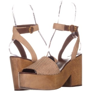 3b232b319fc Tory Burch Brown Platforms · Tory Burch. Brown Camilla Ankle Strap Sandals  349 Savannah Platforms