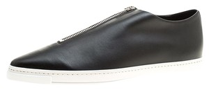Stella McCartney Faux Leather Black Flats