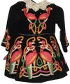 Other short dress black Irish Dance Embroidered on Tradesy Image 0