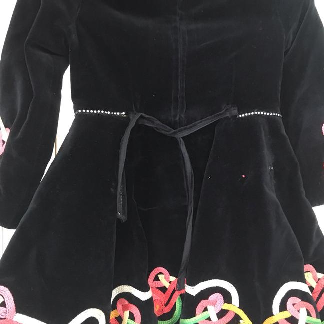 Other short dress black Irish Dance Embroidered on Tradesy Image 7