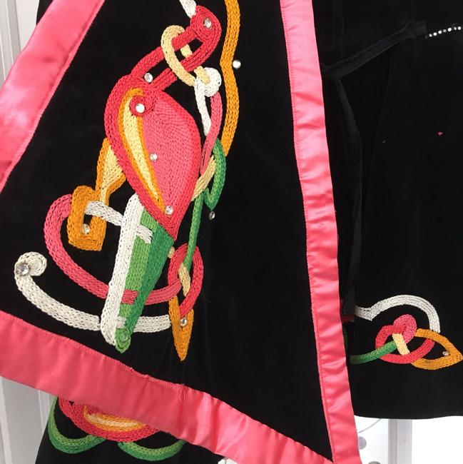 Other short dress black Irish Dance Embroidered on Tradesy Image 8
