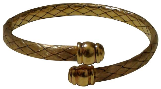 Item - Satin Finish Braided Coil Bracelet