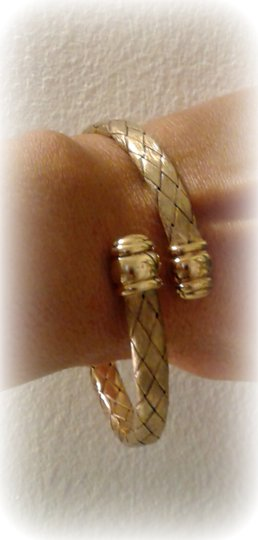 Veronese Collection Veronese Braided Coil Bracelet Image 3