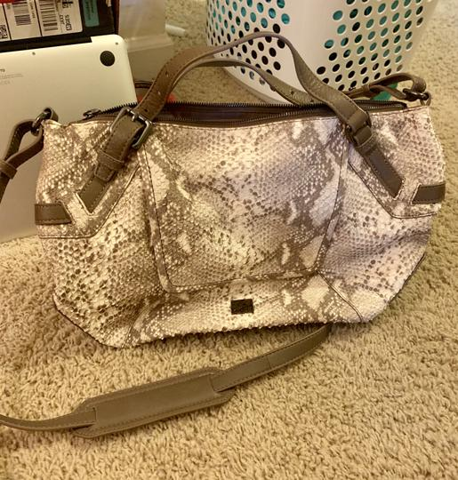 Kooba Snakeskin Cross Body Bag Image 4