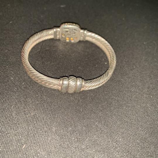 David Yurman two toned with diamonds Image 2