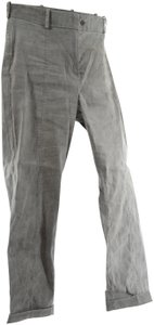 Annette Görtz Distressed Casual Crop Cuffed Capri/Cropped Pants Taiupe