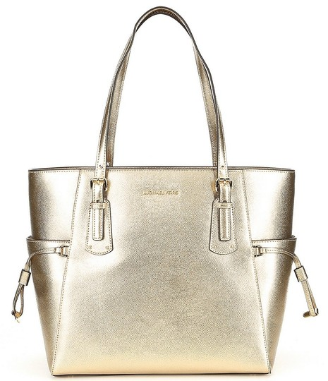 MICHAEL Michael Kors Tote in PALE GOLD Image 0