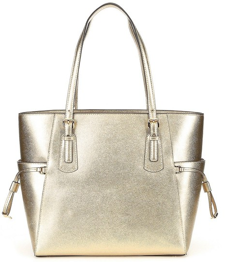 MICHAEL Michael Kors Tote in PALE GOLD Image 1
