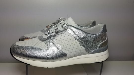 Cole Haan gray/ silver Athletic Image 2