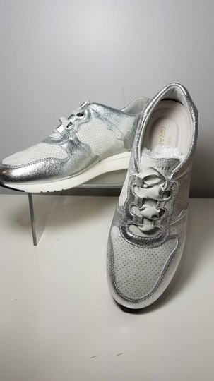 Cole Haan gray/ silver Athletic Image 3