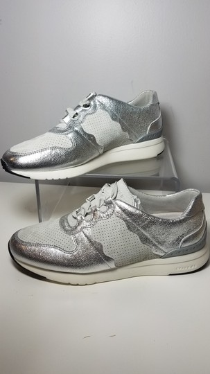 Cole Haan gray/ silver Athletic Image 4