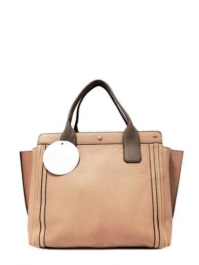 Preload https://img-static.tradesy.com/item/24945737/chloe-alison-small-cement-pink-leather-tote-0-0-540-540.jpg