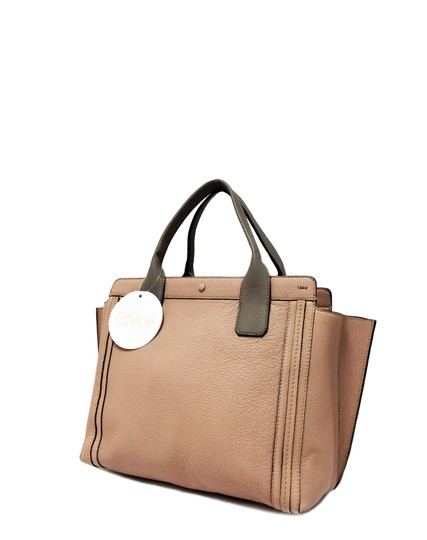 Chloé Alison Tote in Cement Pink Image 1