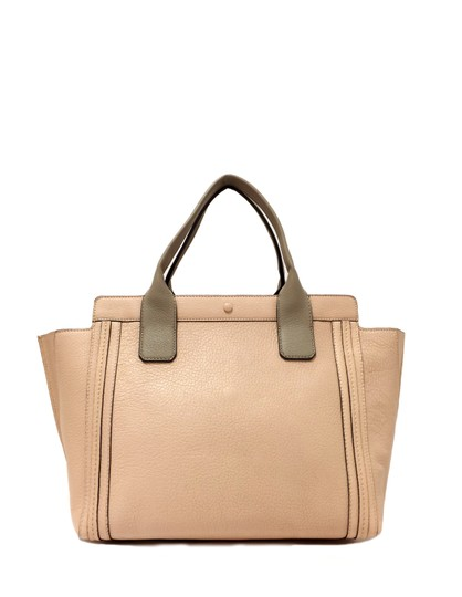 Chloé Alison Tote in Cement Pink Image 10