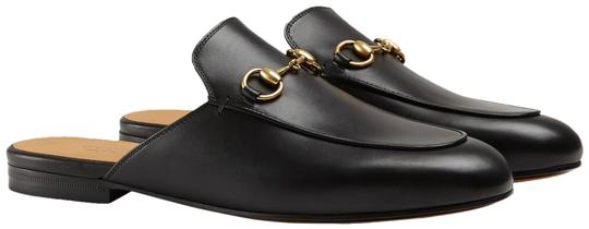 Preload https://img-static.tradesy.com/item/24946165/gucci-black-horsebit-new-princetown-leather-flat-slippers-mulesslides-size-us-85-regular-m-b-0-1-540-540.jpg