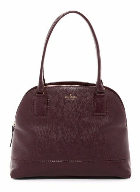 Item - Small Anika Dome Satchel Brown Leather Shoulder Bag
