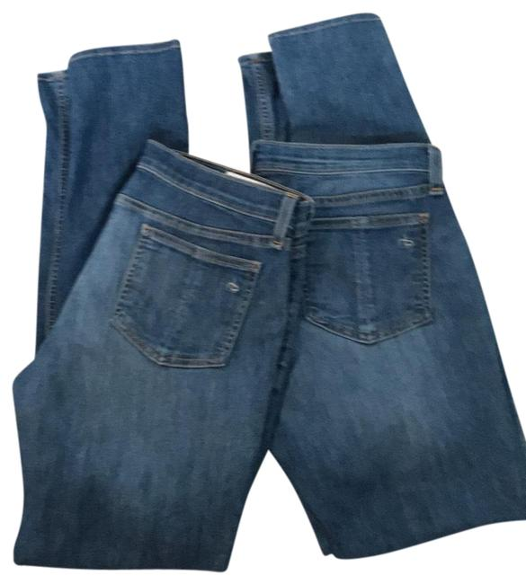 Item - Light Wash Rag. and Thin Material Long Length Skinny Jeans Size 10 (M, 31)