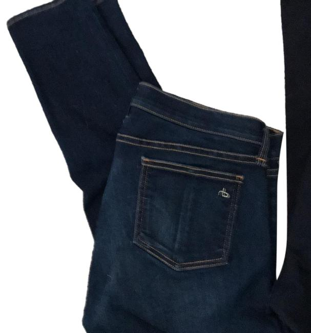 Preload https://img-static.tradesy.com/item/24946290/rag-and-bone-dark-rinse-and-excellent-condition-skinny-jeans-size-12-l-32-33-0-1-650-650.jpg