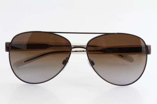 Burberry Burberry BE3084 57 Brown Polarized Sunglasses Image 8