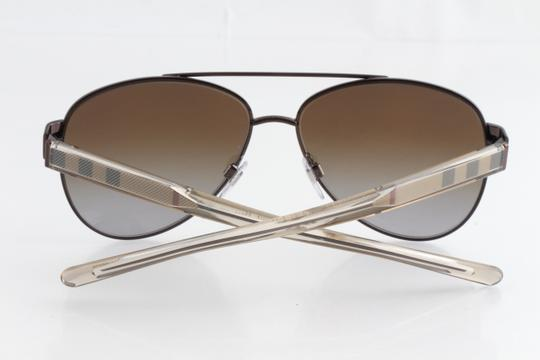 Burberry Burberry BE3084 57 Brown Polarized Sunglasses Image 9