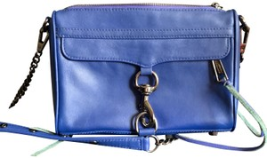 Rebecca Minkoff Blue Messenger Bag