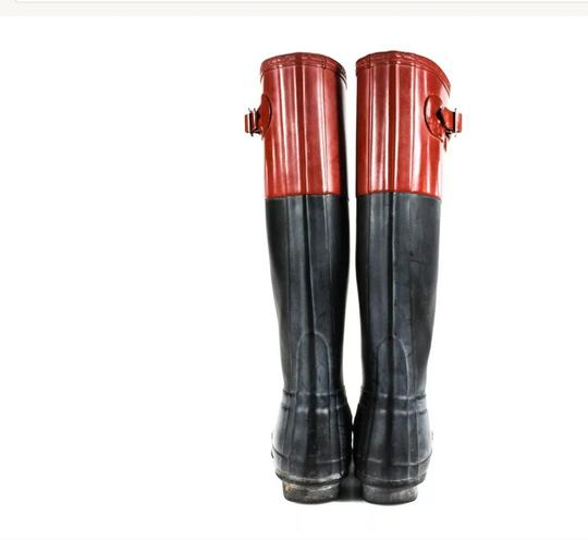Hunter COLOR BLOCK Boots Image 2