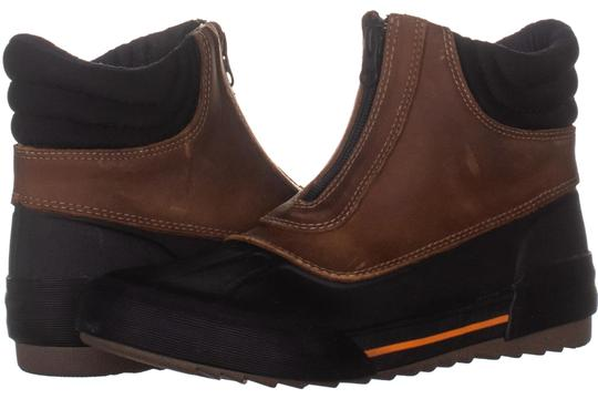 Clarks Brown Boots Image 0
